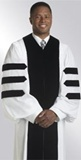 Preacher robe for men