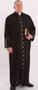 ready to wear low price cassock for preachers