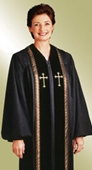 Ready to wear Ministerial Robes