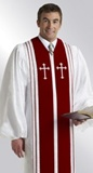 Bishop clergy robe