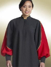 Custom choir robes- cassock styles