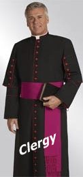 Clergy Robes, Cassocks, Pulpit Robes, Preaching Gowns