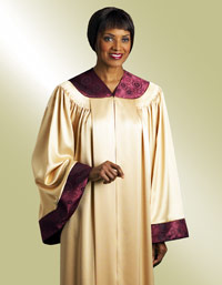 Custom choir robes- classic styles