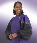 Ready-made choir robe- Galaxy