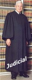 Judicial, Wedding Officiant and Magistrate Robes