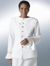 Le parfum de la beauté: Robes for women ministers apparel