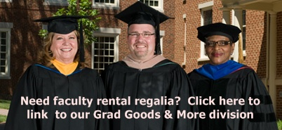Academic Regalia Custom Tailored Doctoral Masters Bachelor Gowns