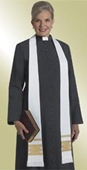 Custom Clergy Cassock for Women