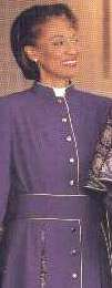 Custom Clergy Robe for Women