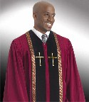 Ready to wear Robes for Ministers