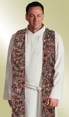 ready to wear clergy alb for men