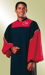 Ready-made choir robe- Epiphany