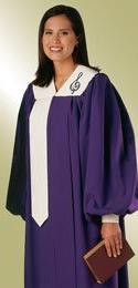 Ready-made choir robe- Harmony