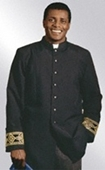 ready to wear preachers jacket for men
