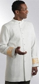 ready to wear clergy jacket for men