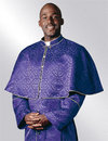 ready to wear shoulder cape for pastors