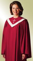 Ready-made choir robe- Tempo/Anthem